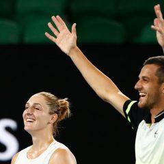 Cuplul Dabrowski/Pavic, campion la dublu mixt, la Australian Open