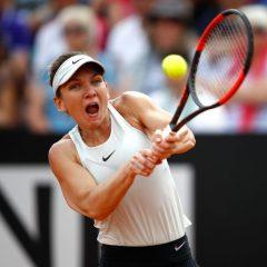 Simona Halep, învinsă clar de Elina Svitolina, în finala turneului de la Roma