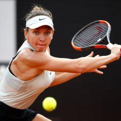 Simona Halep s-a calificat în semifinalele turneului WTA de la Roma