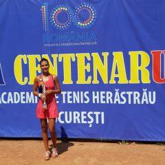 Cristina Ene a câştigat Cupa Centenarului