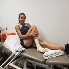 Mihaela Buzărnescu va rata US Open din cauza accidentarii de la Montreal