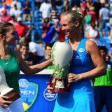 Simona Halep a pierdut finala turneului de la Cincinnati