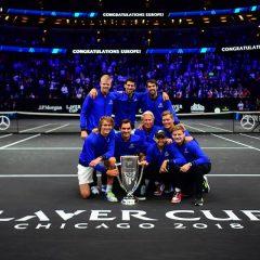 Alexander Zverev a adus victoria echipei Europei în Laver Cup