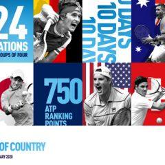 ATP Cup, noua competiţie pe echipe care va face concurenţă Cupei Davis