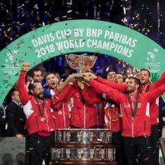 Croaţia a câştigat Cupa Davis, ediţia 2018