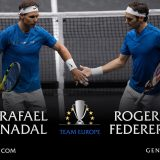 Nadal va face pereche cu Federer la Laver Cup 2019