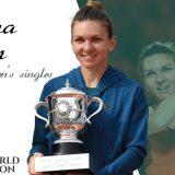 Simona Halep, campioană mondială ITF în 2018