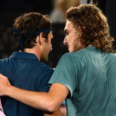 Roger Federer, eliminat în optimile de finală la Australian Open de grecul Tsitsipas