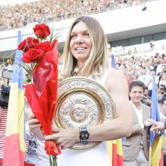 """""""Sper ca victoria mea de la Wimbledon să dea mai multă încredere oamenilor"""" – Simona Halep"""