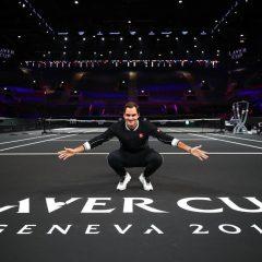 Eurosport transmite live turneul Laver Cup, între 20-22 septembrie