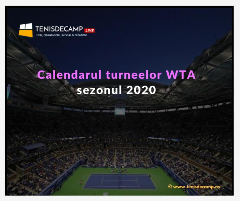 Turnee WTA 2020