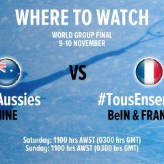 Tomljanovic şi Mladenovic deschid finala Fed Cup dintre Australia şi Franţa de la Perth