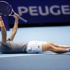 Dominic Thiem, în semifinalele Turneului Campionilor