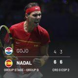 Nadal conduce Spania în sferturile de finală a Cupei Davis
