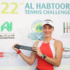 Ana Bogdan a câştigat turneul ITF de la Dubai