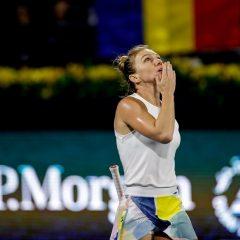 Simona Halep castiga titlul la Dubai, ai 20-lea al carierei