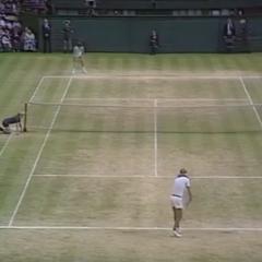 Meciul zilei: Bjorn Borg vs John McEnroe, finala Wimbledon 1980