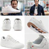 Federer, designer de pantofi sport! Cum arată produsul care-i poartă numele campionului elvețian