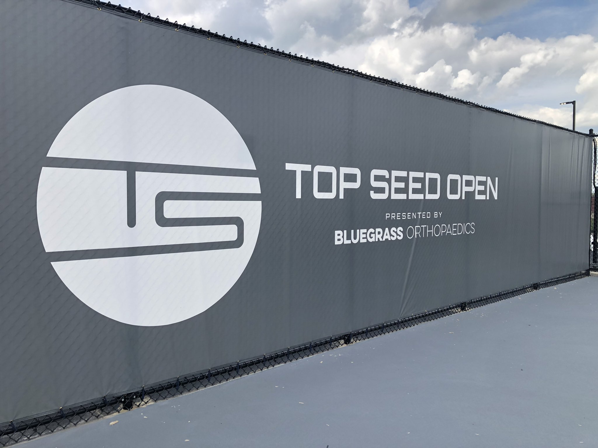 Top Seed Open