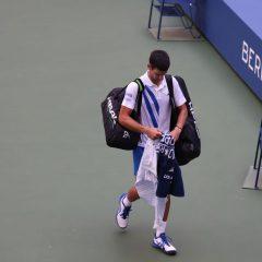 Mesajul lui Novak Djokovic, după descalificarea de la US Open 2020