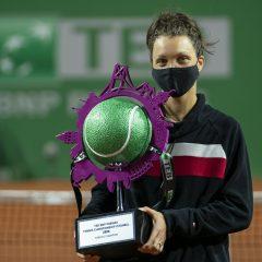 Patricia Țig a câștigat primul titlu WTA al carierei, la a 8-a minge de meci! Prima ei reacție