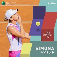 Simona Halep a câştigat turneul WTA de la Roma