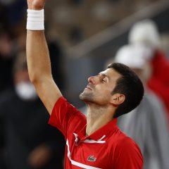 Djokovic rezistă asaltului lansat de Tsitsipas și completează finala cu Nadal, la Roland Garros
